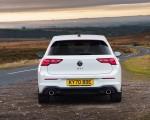 2021 Volkswagen Golf GTI (UK-Spec) Rear Wallpapers 150x120 (36)