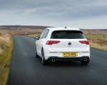 2021 Volkswagen Golf GTI (UK-Spec) Rear Wallpapers  150x120 (19)