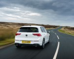 2021 Volkswagen Golf GTI (UK-Spec) Rear Wallpapers  150x120 (32)
