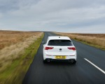 2021 Volkswagen Golf GTI (UK-Spec) Rear Wallpapers  150x120 (33)