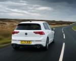 2021 Volkswagen Golf GTI (UK-Spec) Rear Wallpapers 150x120 (22)