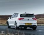 2021 Volkswagen Golf GTI (UK-Spec) Rear Wallpapers 150x120 (23)