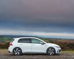 2021 Volkswagen Golf GTI (UK-Spec) Side Wallpapers  150x120 (39)