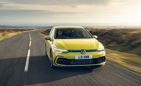 2021 Volkswagen Golf (UK-Spec) Wallpapers HD