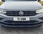 2021 Volkswagen Tiguan Life (UK-Spec) Front Wallpapers 150x120 (27)