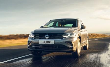 2021 Volkswagen Tiguan Life (UK-Spec) Wallpapers HD