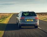 2021 Volkswagen Tiguan Life (UK-Spec) Rear Wallpapers  150x120 (17)