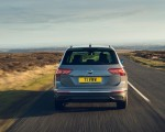 2021 Volkswagen Tiguan Life (UK-Spec) Rear Wallpapers 150x120 (11)