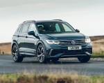 2021 Volkswagen Tiguan R-Line (UK-Spec) Wallpapers HD