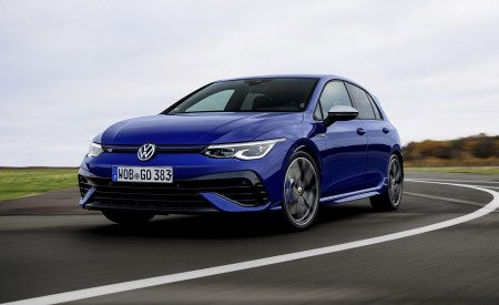 2022 Volkswagen Golf R Wallpapers HD