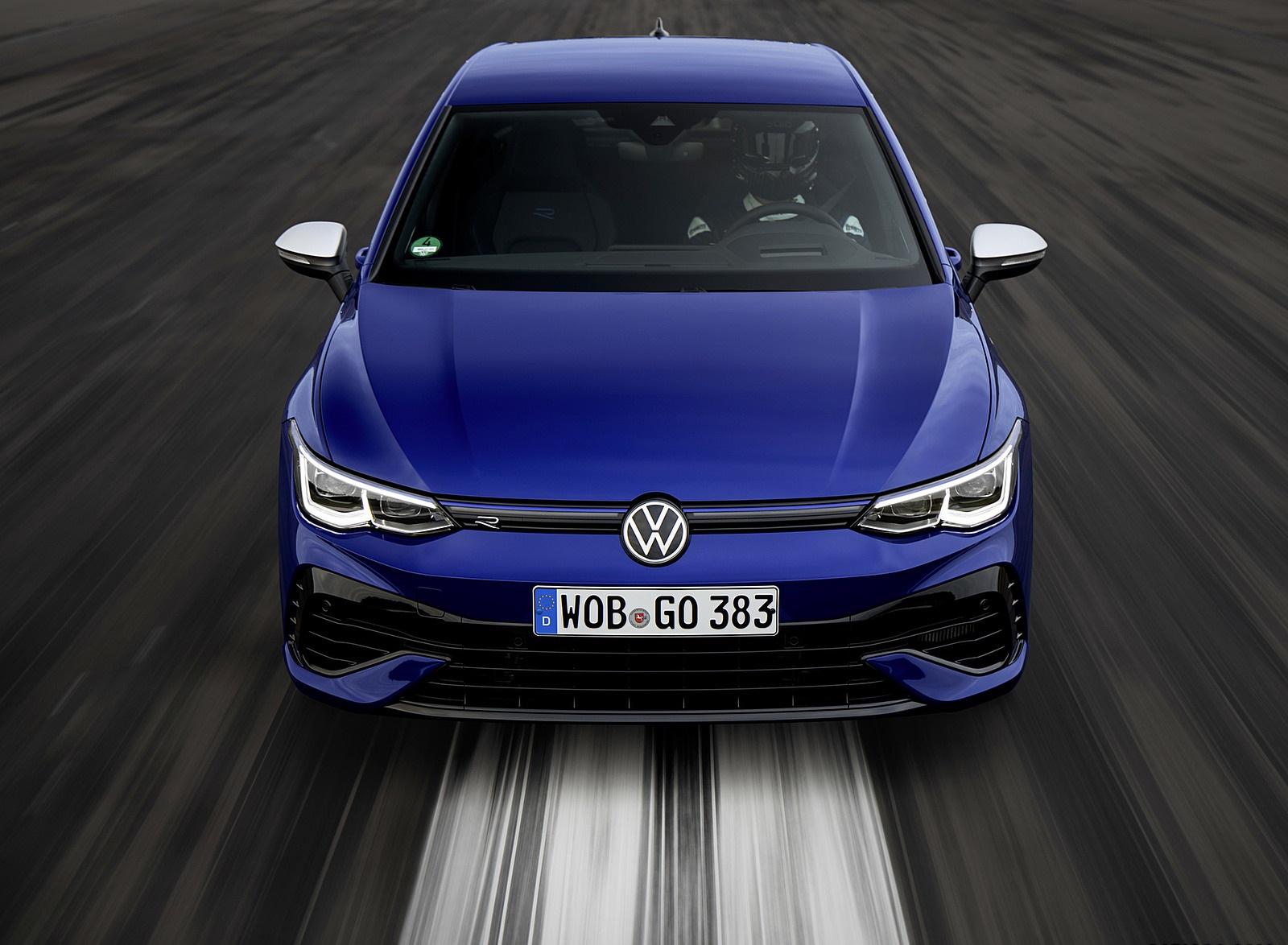 2022 Volkswagen Golf R Front Wallpapers (5)