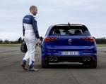2022 Volkswagen Golf R Rear Wallpapers 150x120 (14)