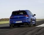 2022 Volkswagen Golf R Rear Wallpapers 150x120 (7)