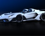 2020 Lamborghini SC20 Front Three-Quarter Wallpapers 150x120 (17)