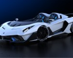 2020 Lamborghini SC20 Front Three-Quarter Wallpapers  150x120 (19)
