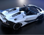 2020 Lamborghini SC20 Rear Three-Quarter Wallpapers  150x120 (21)
