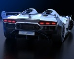 2020 Lamborghini SC20 Rear Wallpapers 150x120 (23)