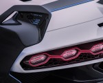 2020 Lamborghini SC20 Tail Light Wallpapers 150x120 (30)