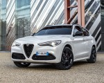 2021 Alfa Romeo Stelvio Veloce Ti Wallpapers HD