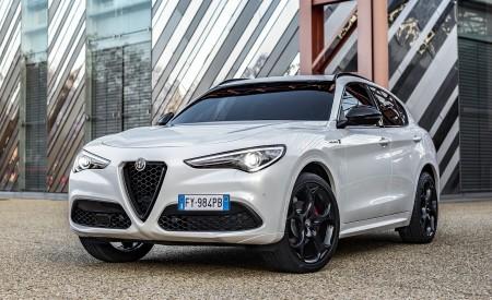 2021 Alfa Romeo Stelvio Veloce Ti Wallpapers HD