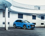 2021 Audi Q3 TFSI e Plug-In Hybrid (Color: Turbo Blue) Front Three-Quarter Wallpapers 150x120 (17)