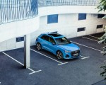 2021 Audi Q3 TFSI e Plug-In Hybrid (Color: Turbo Blue) Front Three-Quarter Wallpapers 150x120 (16)