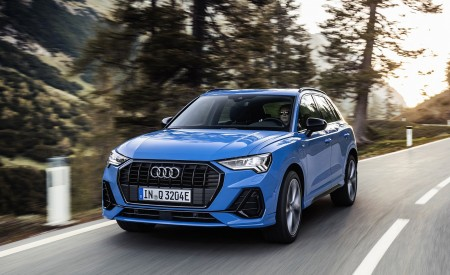 2021 Audi Q3 TFSI E Wallpapers HD