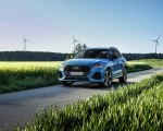 2021 Audi Q3 TFSI e Plug-In Hybrid (Color: Turbo Blue) Front Wallpapers 150x120 (22)