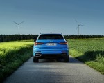 2021 Audi Q3 TFSI e Plug-In Hybrid (Color: Turbo Blue) Rear Wallpapers 150x120 (25)