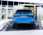 2021 Audi Q3 TFSI e Plug-In Hybrid (Color: Turbo Blue) Rear Wallpapers 150x120 (21)