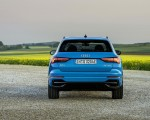 2021 Audi Q3 TFSI e Plug-In Hybrid (Color: Turbo Blue) Rear Wallpapers 150x120 (12)