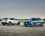 2021 Audi Q3 TFSI e Plug-In Hybrid (Color: Turbo Blue) Wallpapers 150x120 (13)