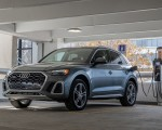 2021 Audi Q5 55 TFSI e quattro PHEV (US-Spec) Charging Wallpapers 150x120 (14)