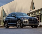 2021 Audi Q5 55 TFSI e quattro PHEV (US-Spec) Front Three-Quarter Wallpapers 150x120 (15)