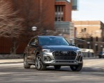 2021 Audi Q5 55 TFSI e quattro PHEV (US-Spec) Front Three-Quarter Wallpapers 150x120 (9)