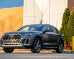 2021 Audi Q5 55 TFSI e quattro PHEV (US-Spec) Front Three-Quarter Wallpapers 150x120 (17)