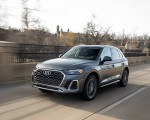 2021 Audi Q5 55 TFSI e quattro PHEV (US-Spec) Front Three-Quarter Wallpapers 150x120 (3)