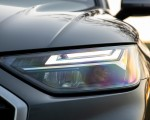 2021 Audi Q5 55 TFSI e quattro PHEV (US-Spec) Headlight Wallpapers 150x120 (25)
