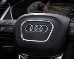 2021 Audi Q5 55 TFSI e quattro PHEV (US-Spec) Interior Steering Wheel Wallpapers 150x120 (36)