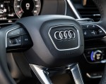 2021 Audi Q5 55 TFSI e quattro PHEV (US-Spec) Interior Steering Wheel Wallpapers 150x120 (35)