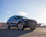 2021 Audi Q5 (US-Spec) Front Three-Quarter Wallpapers 150x120 (19)