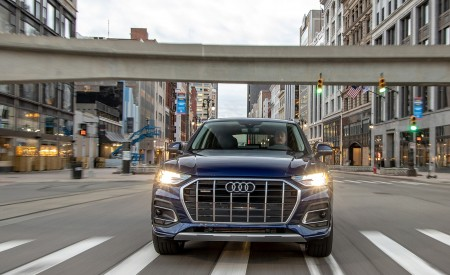 2021 Audi Q5 (US-Spec) Wallpapers HD