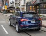 2021 Audi Q5 (US-Spec) Rear Three-Quarter Wallpapers 150x120 (12)