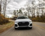 2021 Audi SQ5 (US-Spec) Front Wallpapers 150x120 (8)