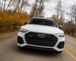 2021 Audi SQ5 (US-Spec) Front Wallpapers 150x120 (11)