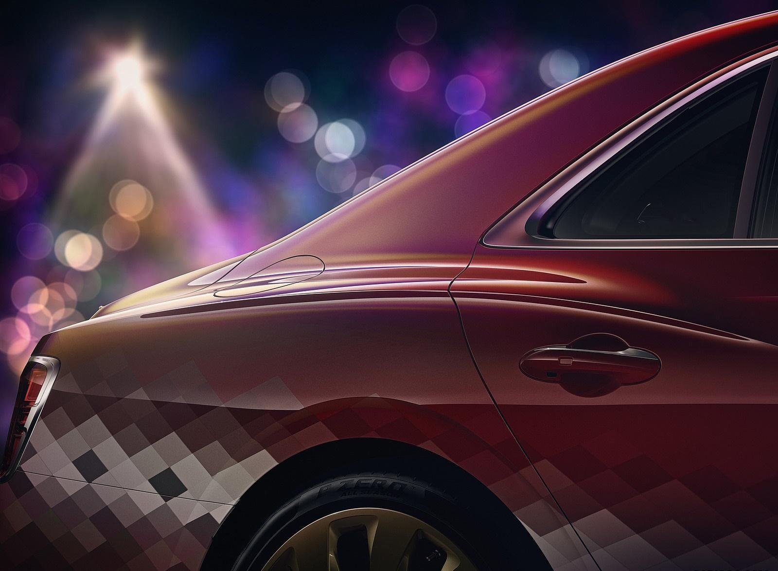 2021 Bentley Flying Spur V8 Reindeer Eight Detail Wallpapers (4)