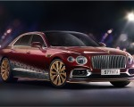 2021 Bentley Flying Spur V8 Reindeer Eight Wallpapers HD