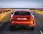2021 Jaguar F-PACE SVR (Color: Atacama Orange) Rear Wallpapers 150x120 (41)