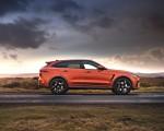 2021 Jaguar F-PACE SVR (Color: Atacama Orange) Side Wallpapers 150x120 (42)
