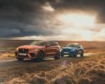 2021 Jaguar F-PACE SVR (Color: Atacama Orange) Wallpapers 150x120 (30)